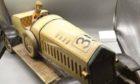 Distler racing car,£4100 (Bowler & Binnie Auctioneers).