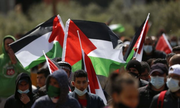 Dundee Council recognise Palestine