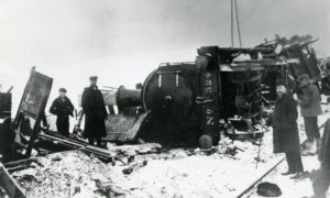 The Elliot Rail Disaster was one of the worst in the UK but remains largely forgotten.