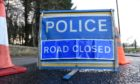 A9 traffic accident Perthshire