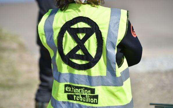 Extinction Rebellion Dundee