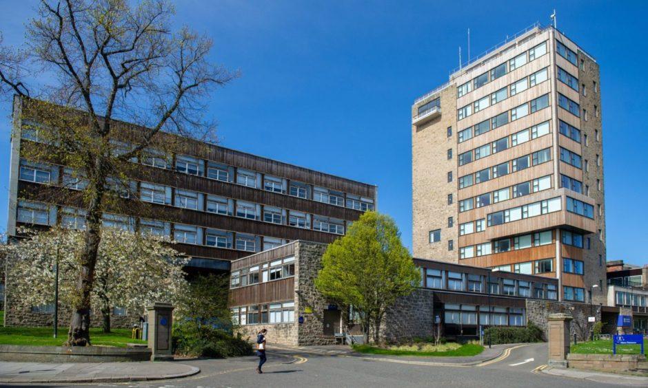 Dundee University coronavirus outbreak