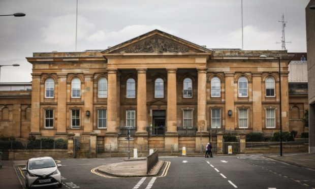 ODonnell was jailed when he appeared at Dundee Sheriff Court