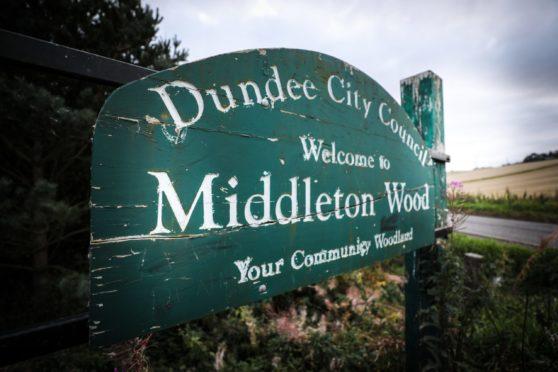 Middleton Wood.