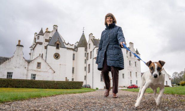 Sarah Troughton, a senior trustee and director of Atholl Estates and Blair Castle.