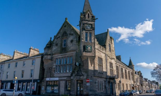 St Andrews Town Hall