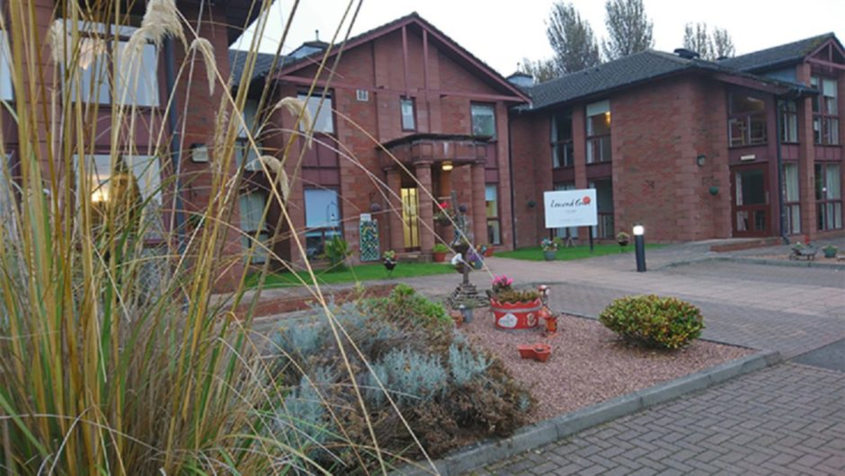 Covid care home deaths