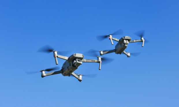 shore-to-ship drone delivery trials
