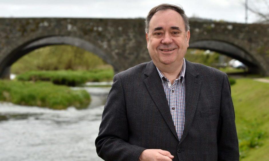 Alex Salmond TV debates