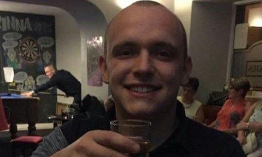 Angus plumber Philip Forfar