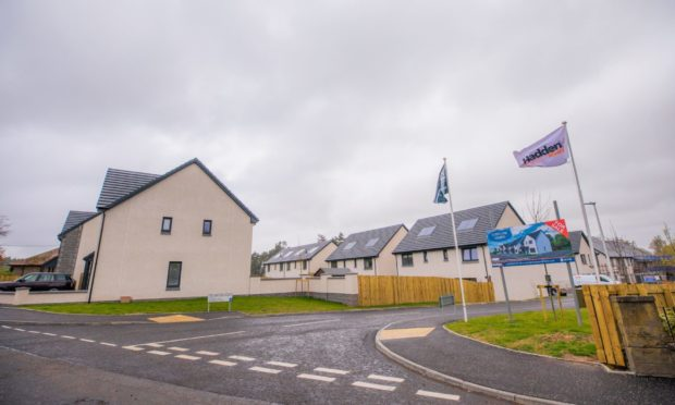 Meigle Council Housing