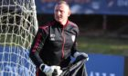 Rab Douglas has been working as a goalkeeping coach at Arbroath for the past few years