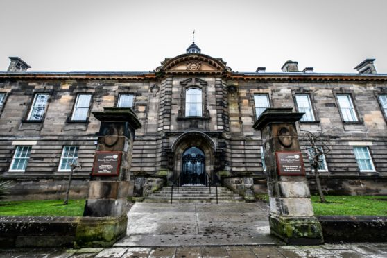Conway was jailed at Kirkcaldy Sheriff Court