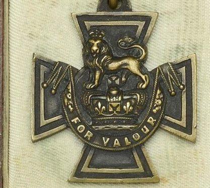 Cameronians VC, (Dix Noonan Web).