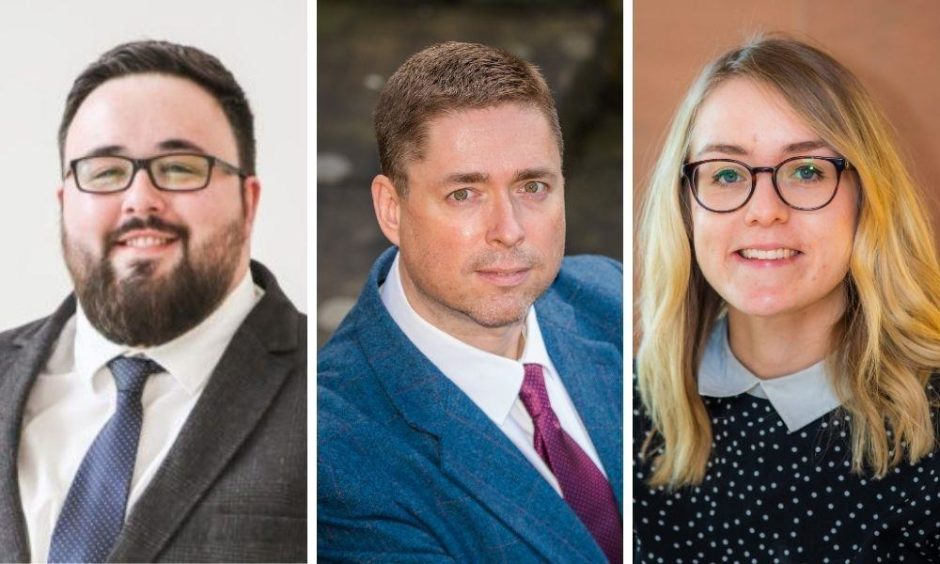 Derek Healey, David Mac Dougall and Adele Merson are part of our politics team.