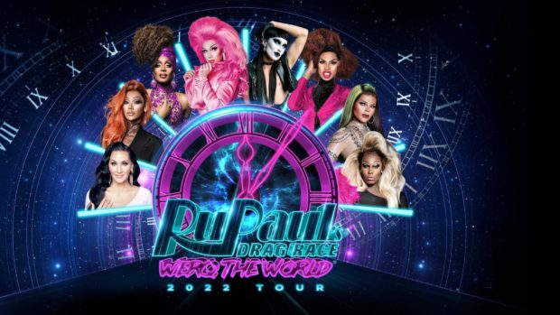 New dates have been announced for RuPaul's Drag Race Werq The World tour at P&J Live.