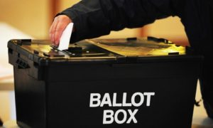 Scots will go to the ballot box next month.