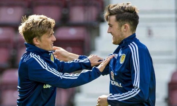 Will Ryan Gauld and John Souttar be back in Scotland colours together again?