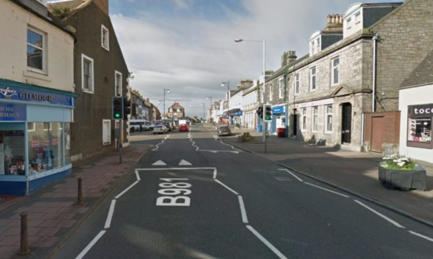 man attacked in Inverkeithing
