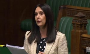 Margaret Ferrier Scottish Government
