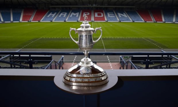 Dundee United and St Johnstone are just two games away from lifting the Scottish Cup trophy.