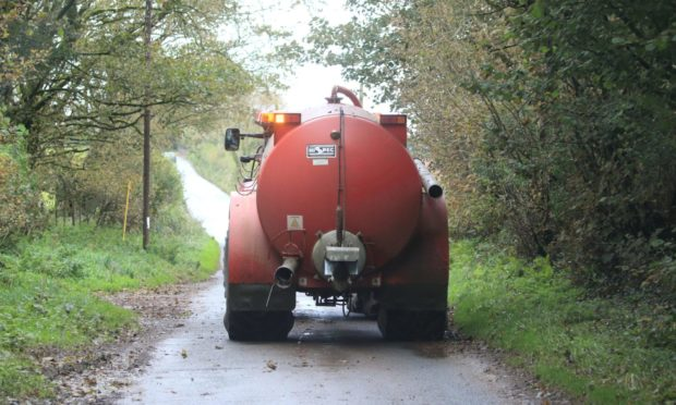 COSTLY WARNING: Slurry, silage and digestate would be affected by new Scottish Government proposals for reform.