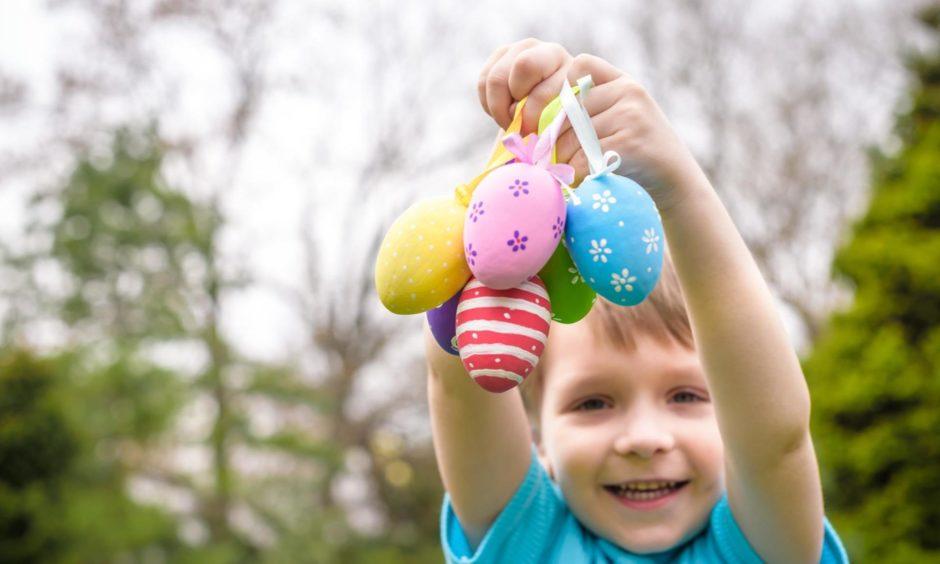 Tayside Fife activities Easter Weekend