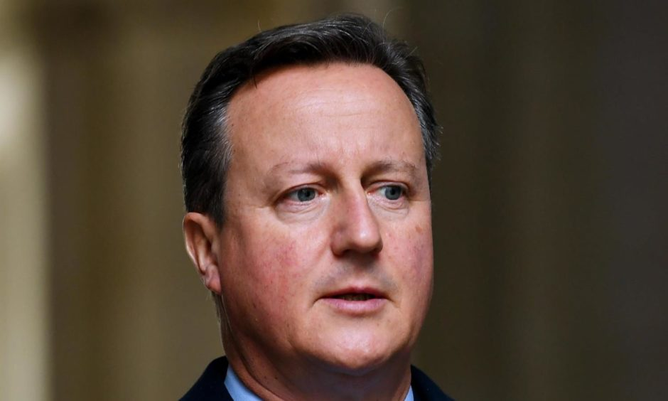 Former prime minister David Cameron has been linked to the Greensill lobbying scandal.