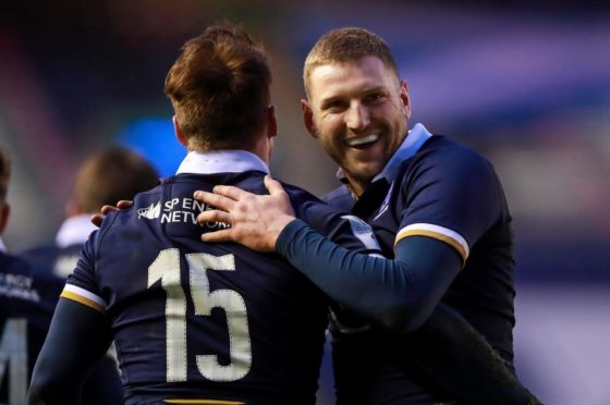 Scotland's greatest-ever player is in the current team.