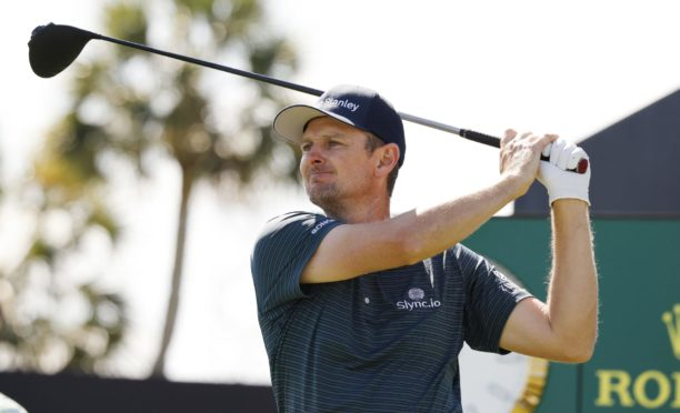Justin Rose, the former US Open winner and Ryder Cup star.