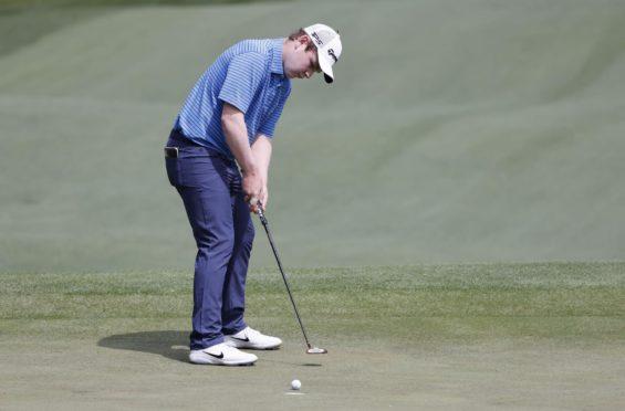Scotland's Robert MacIntyre had a fantastic debut at the Masters, finishing 12th.
