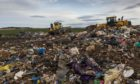 The energy from waste plant in Fife will stop rubbish going to landfill.
