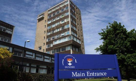 Dundee University pension changes