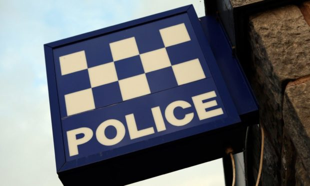Tayside alleged thefts