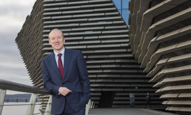 To go with story by Rachel Amery. Submitted pics for Michael Marra's election campaign, Scottish Parliament election 2021 Picture shows; Michael Marra. Dundee. Supplied by Michael Marra Date; Unknown