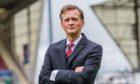 Full backing: Chairman Ross McArthur