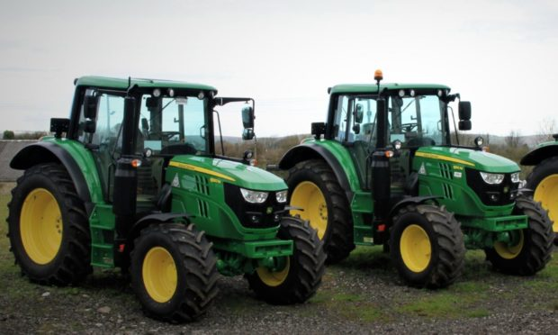 DOLDRUMS: Tractor registrations in 2020 have fallen back to their lowest in 20 years at 10,380 machines.