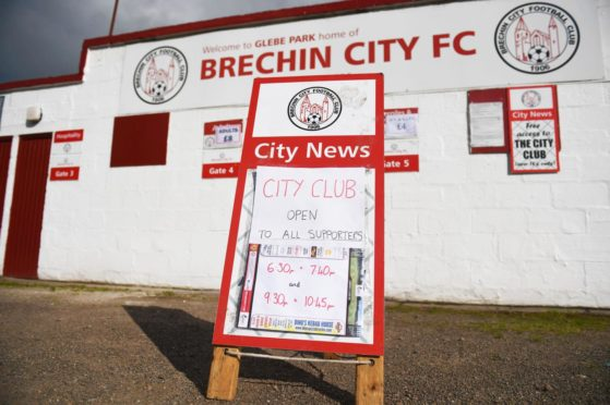 Brechin are fighting for their SPFL lives.