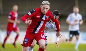 Dunfermline striker Declan McManus reveals the Dundee United heartbreak fuelling his Premiership promotion push