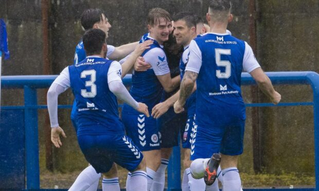 Graham Webster believes the Montrose team spirit will be crucial this year