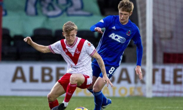 Turner helped Airdrie see off Cove Rangers