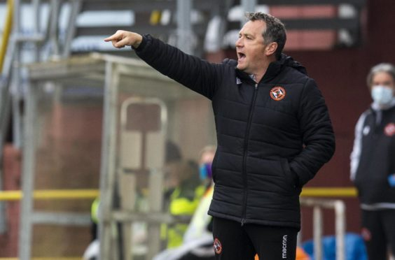 Dundee United have parted ways with Micky Mellon after just ten months