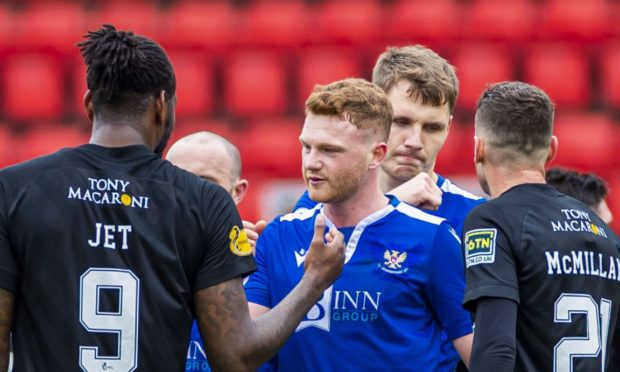 St Johnstone finished fifth last season after drawing with Livingston on the final day.