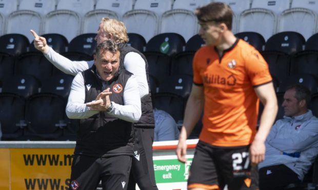 Dundee United boss Micky Mellon will be aiming to develop a new-look Tangerines side for next season.