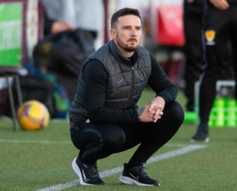 Kelty boss Barry Ferguson has masterminded his side's historic promotion to the SPFL