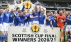 St Johnstone clinched the double with a Scottish Cup Final win over Hibernian.