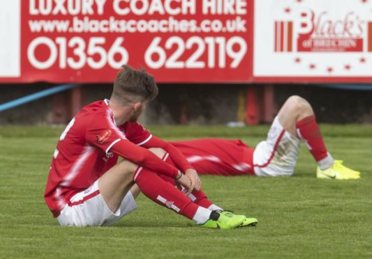 Brechin City are bidding to bounce back from the shock of relegation to the Highland League