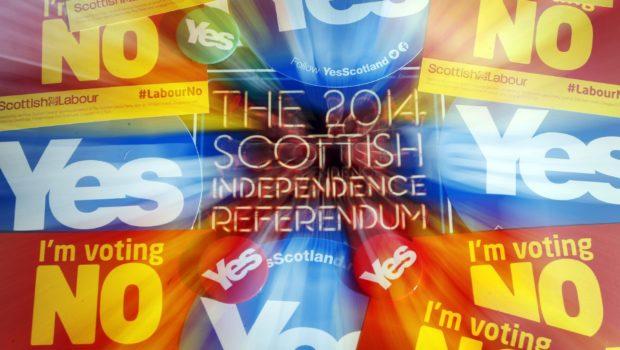 The 2014 independence referendum.