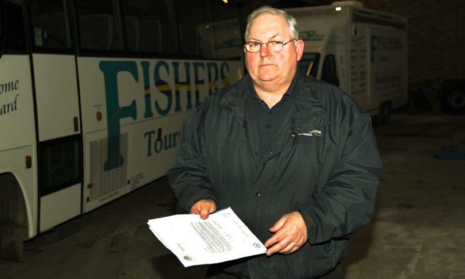 Jim Cosgrove of Fishers Tours.