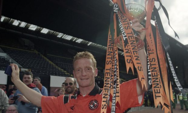 Dave Bowman won the 1994 Scottish Cup with Dundee United.